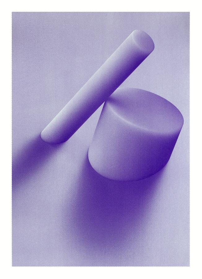 Floating-Purple